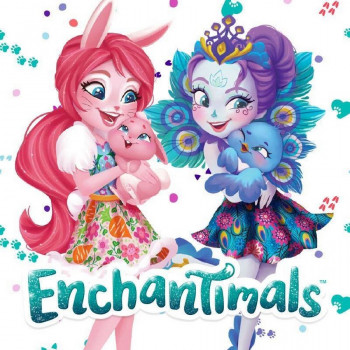 Enchantimals и Monster High