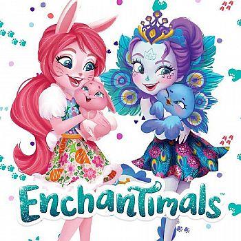 Enchantimals и Monster High