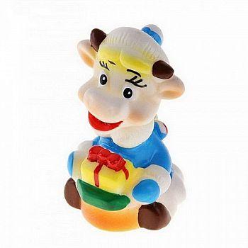 Коровка 8,5 см, игрушка ПВХ