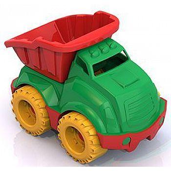 Машина грузовик самосвал малый ШКОДА: новый цвет