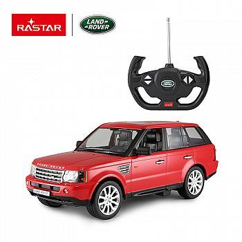 Машина р/у 1:14 Range Rover Sport Цвет Красный