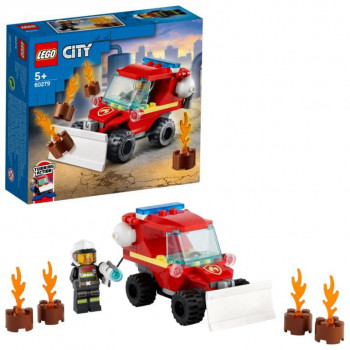 Конструктор LEGO CITY Fire Пожарный автомобиль