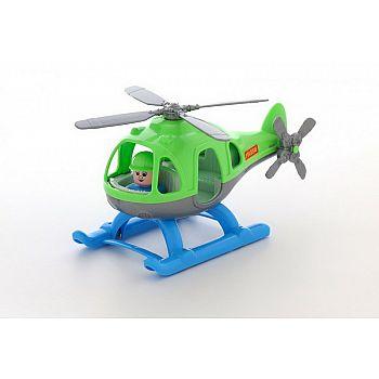 Вертолёт Шмель (в коробке) 29х22х15,5 см.