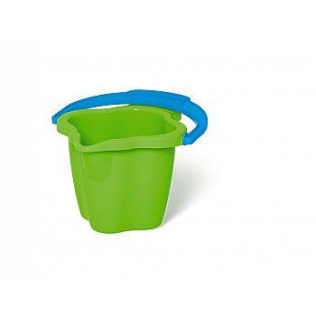 Ведро-кувшин среднее 1.1л (трёх цветов в упаковке)
