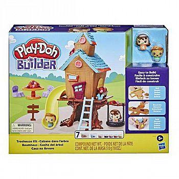 Набор для творчества Hasbro Play-Doh Домик на дереве