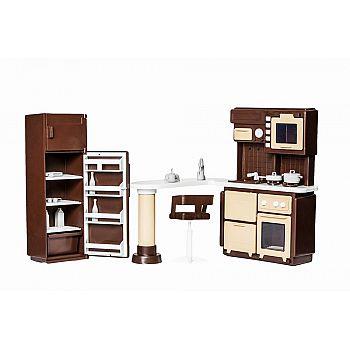"""Набор мебели игрушечной для кухни"""" Коллекция"""" 31*32*10см"""
