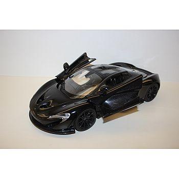 Машина р/у 1:14 McLaren P1, цвет чёрный 27MHZ