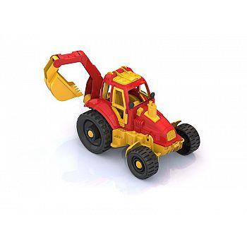 Трактор с ковшом 30,8*16,5*22,3 см