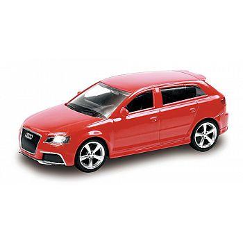 "Машинка металлическая Uni-Fortune RMZ City 1:43 4"" Audi RS3 Sportback"