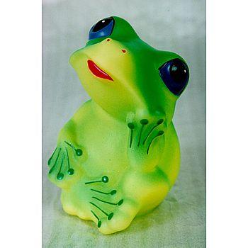 Лягушка 12,5 см, игрушка ПВХ