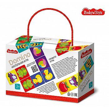 Домино Десятое королевство серия Baby Toys