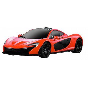 Машина р/у 1:24 McLaren P1, цвет оранжевый 40MHZ