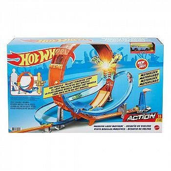 Игровой набор Mattel Hot Wheels Экшн Гигантская петля