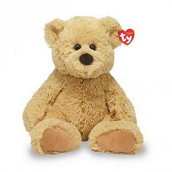 Мягкая игрушка TY Classic Медвежонок Boris (коричневый) 25см