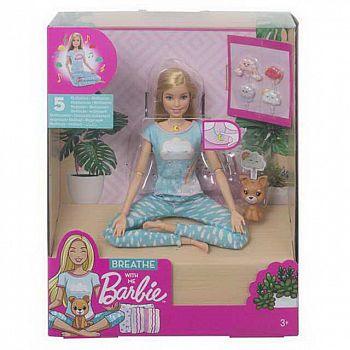 Игровой набор Mattel Barbie Йога