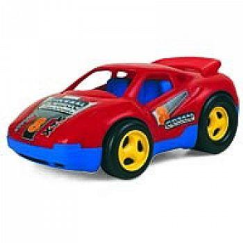 """Автомобиль гоночный """"Ралли"""" 31х18,5х12,5 см"""