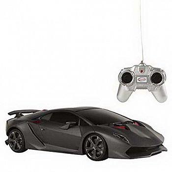 Машина р/у 1:24 Lamborghini Sesto Цвет Серый 27MHZ