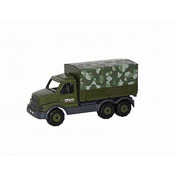 Автомобиль военный бортовой тентовый Сталкер 44,5 см.