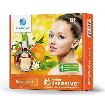 """Набор для создания духов """"Юный парфюмер мини """"Апельсин"""""""