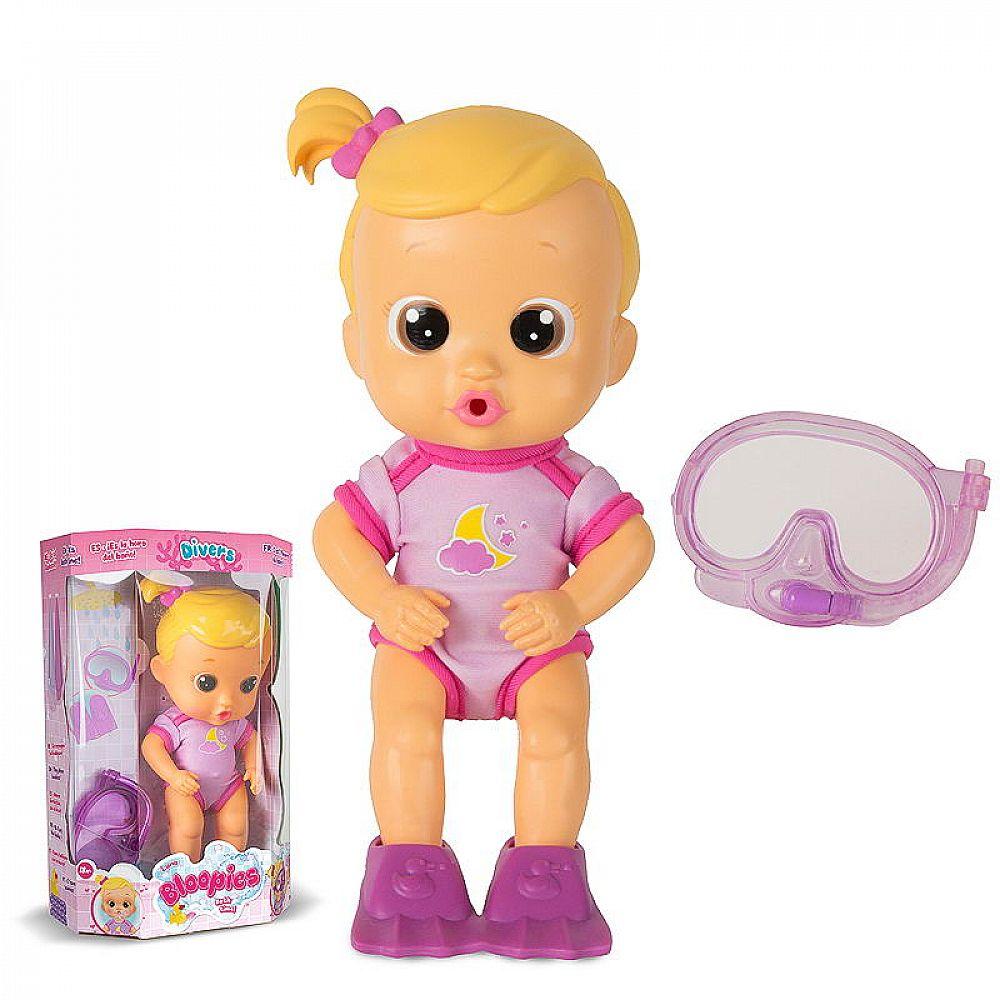 Кукла IMC Toys Bloopies для купания Luna,24 см