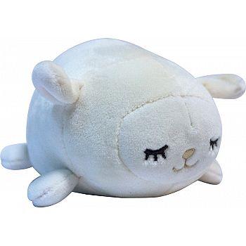 Super soft. Овечка белая, 13 см игрушка мягкая