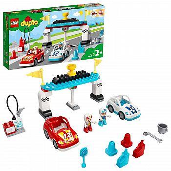 Конструктор LEGO DUPLO Гоночные машины