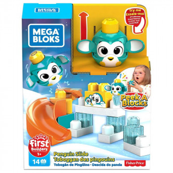 Конструктор Mattel Mega Bloks Fisher-Price Горки
