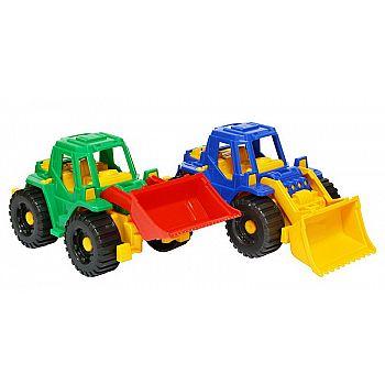 """Трактор """"Дон"""" 10х10,5х20 см"""