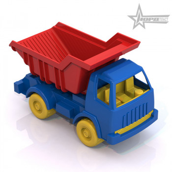 "Машина грузовик самосвал ""Кроха"" 16,7 см"