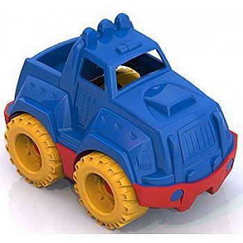 Машина джип малый ШКОДА: новый цвет