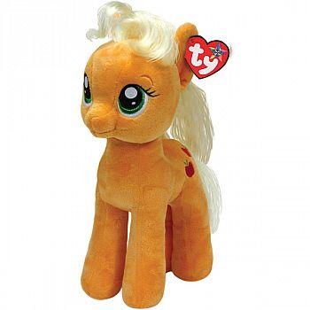 Мягкая игрушка TY My Little Pony Пони Apple Jack 25см