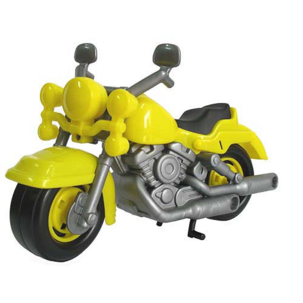"Мотоцикл гоночный ""Кросс"" 27,5х12х18 см"