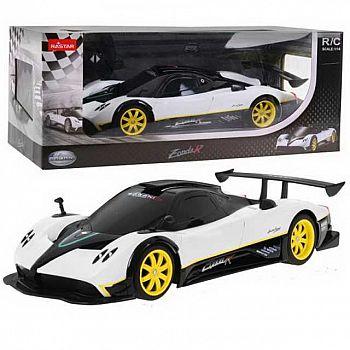 Машина р/у 1:14 Pagani Zonda R Цвет Белый 2.4G