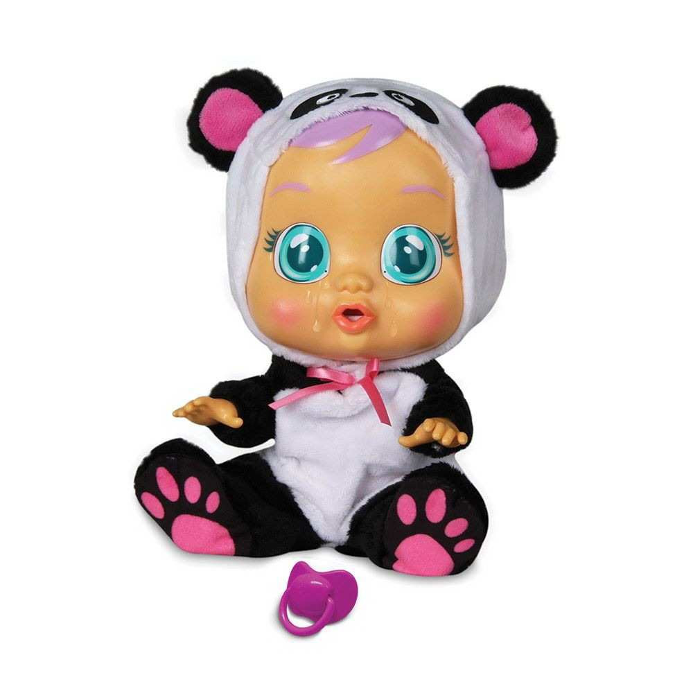 Кукла IMC Toys Cry Babies Плачущий младенец Pandy, 31 см