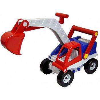 Экскаватор - Автомобиль строительный 25 см.