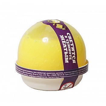 """Жвачка для рук Nano gum светится желтым"""", 25 гр."""