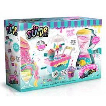 Набор для экспериментов Canal Toys SO SLIME DIY серии «Slimelicious» Блендер и тележка с мороженым