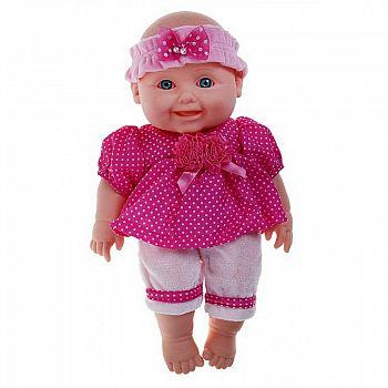 Кукла Малышка 8, девочка