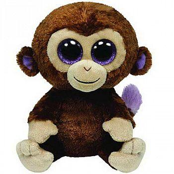 Мягкая игрушка TY Beanie Boo's Обезьянка Coconut 25 см