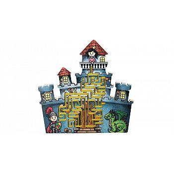 Головоломка Большой Слон Лабиринт Замок с шариком, большой