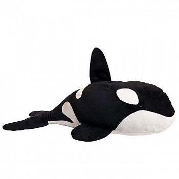 Мягкая игрушка ABtoys В дикой природе Косатка, 50см игрушка мягкая