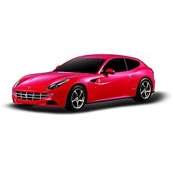 Машина р/у 1:24 Ferrari FF, цвет красный 27MHZ
