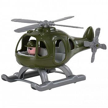 Вертолёт военный Гром (в сеточке)