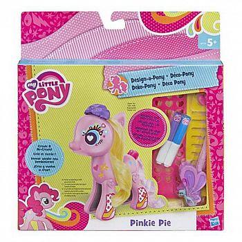 Игровой набор Hasbro My Little Pony Создай свою пони