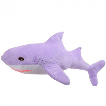 Мягкая игрушка Акула маленькая 75 см
