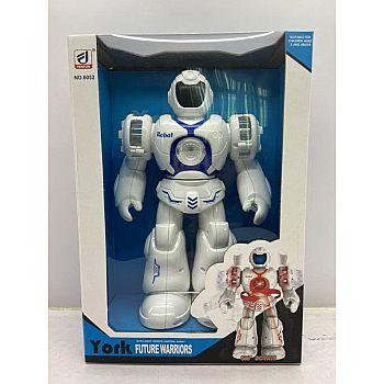 Робот Junfa Воин будущего, электромеханический, свет, звук