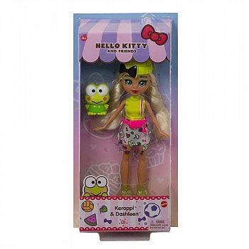 Кукла Mattel Hello Kitty с фигуркой Дэшлин