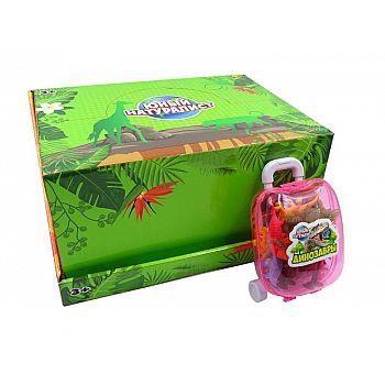 """Игровой набор ABtoys Юный натуралист в чемоданчике """"Динозавры"""""""
