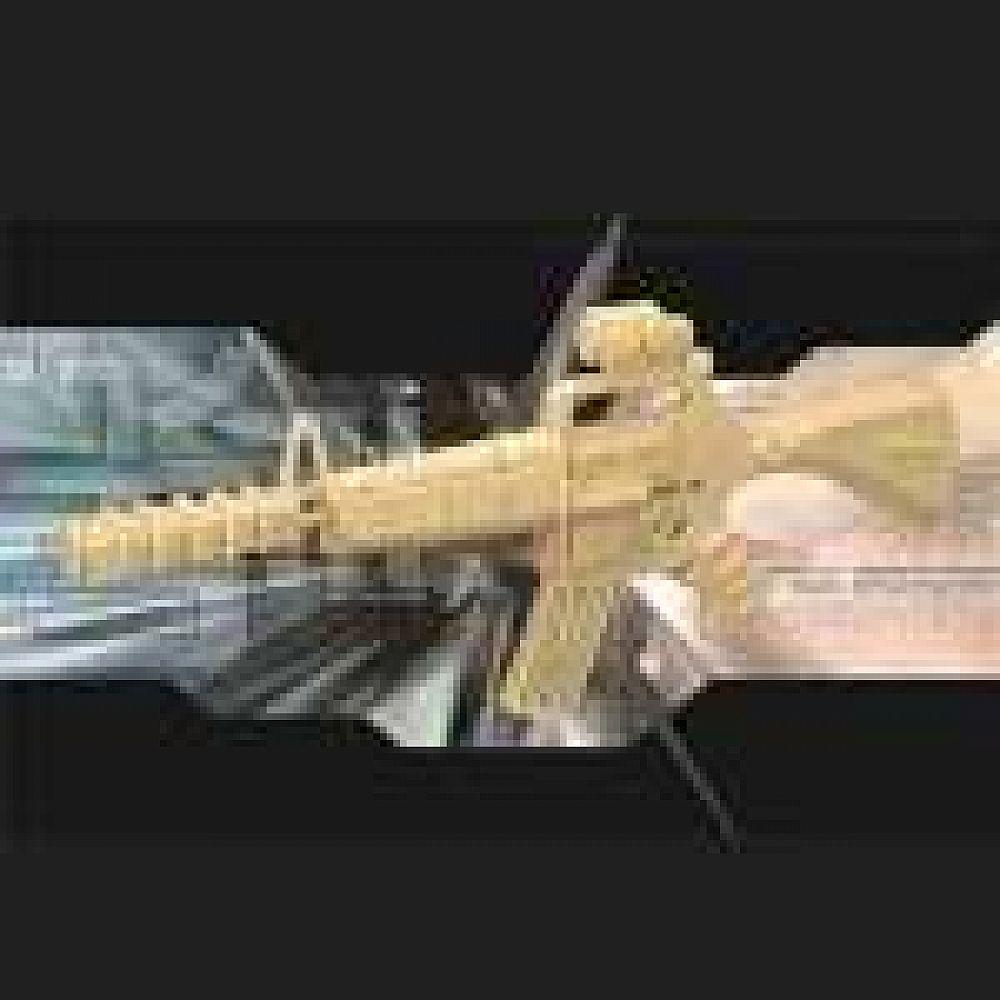 Сборная деревянная модель Чудо-Дерево Оружие Автомат Карабин