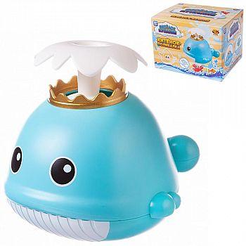 Игрушка для ванной Abtoys Веселое купание. Китенок-поливалка с фонтанчиком